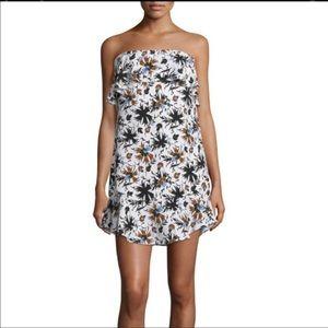 NWT ALC strapless dress